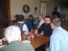 Fellowship Hour after Sunday Liturgy (Nov. 2007)