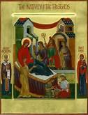 Nativity of the Holy Virgin Mary, Lady Theotokos.